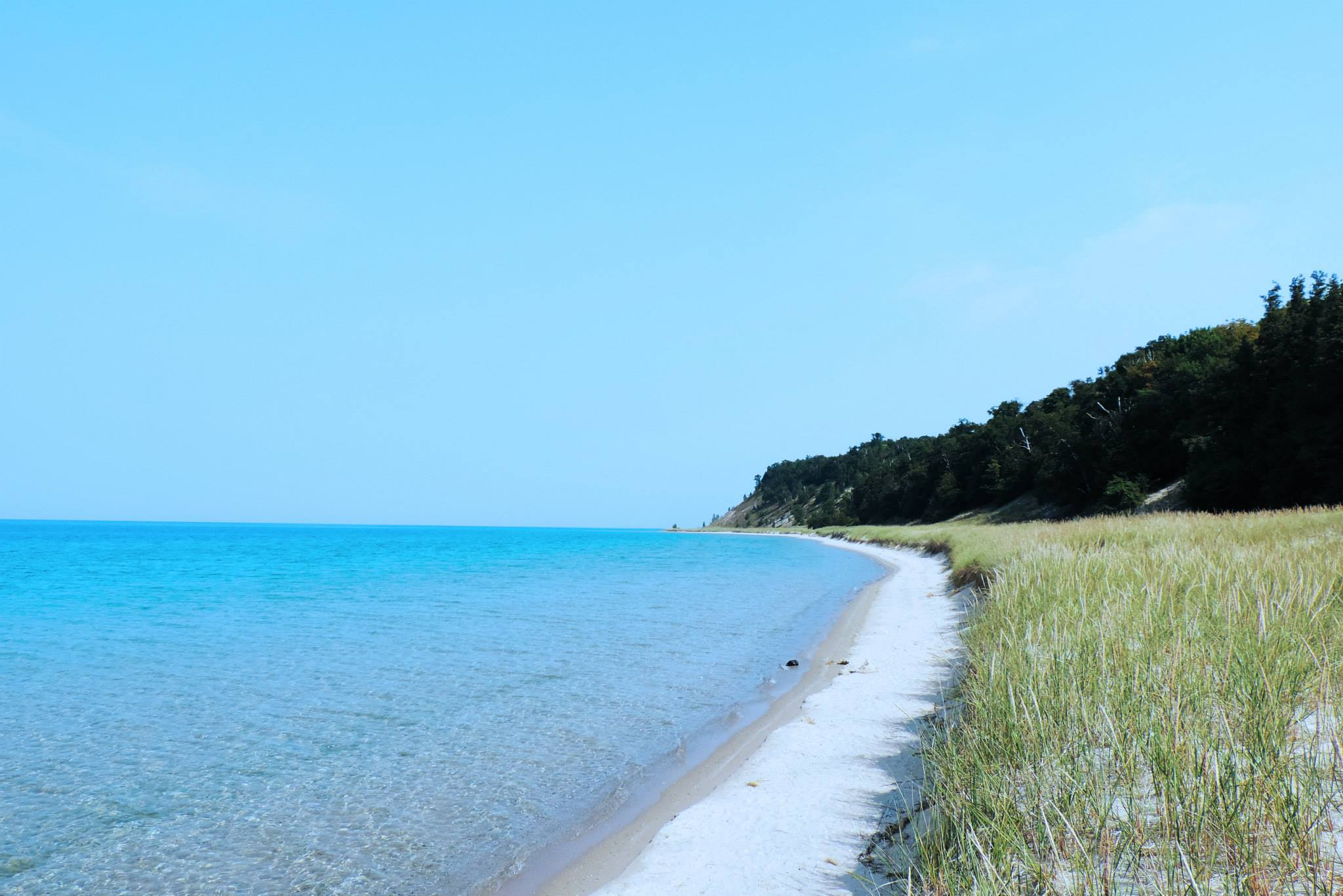 North Manitou Beach